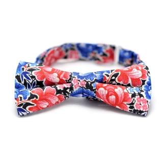 Купить дизайнерскую галстук-бабочку с принтом