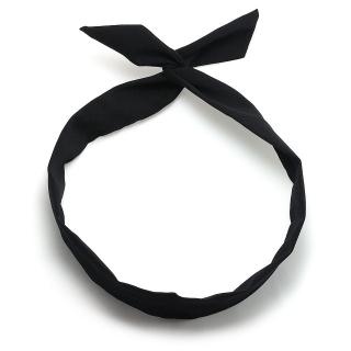 Черная повязка солоха