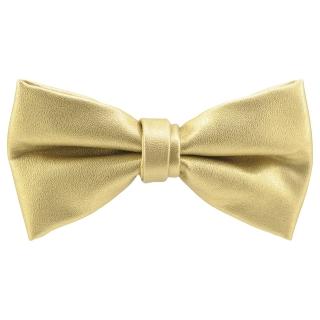 Купить золотую галстук-бабочку