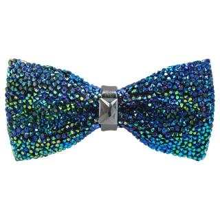 Купить галстук-бабочку со стразами