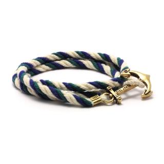 Веревочный браслет #033