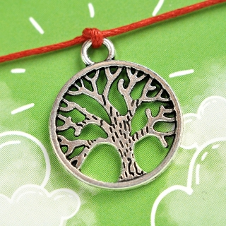 Браслет желаний #442 (дерево)