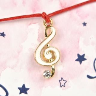 Купить браслет желаний скрипичный ключ