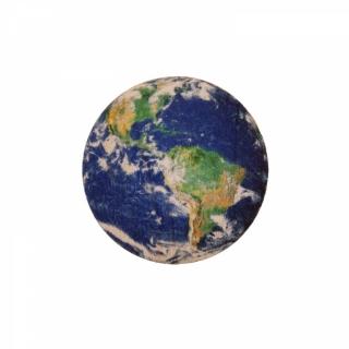 Деревянный значок #081 (земля)