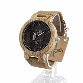 Деревянные часы #006 Regalio
