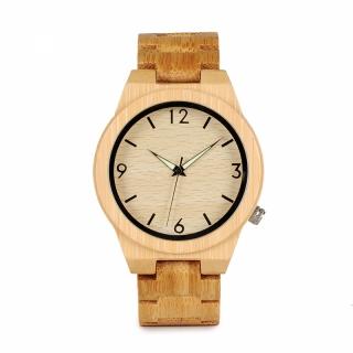 Деревянные часы #008 Kramp