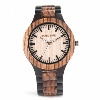 Деревянные часы #011 Work Avenue 2