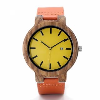 Деревянные часы #013 Alvius