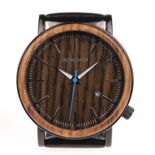 Деревянные часы #014 Superсvort