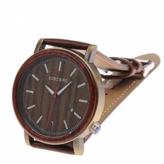 Деревянные часы #015 Superсvort