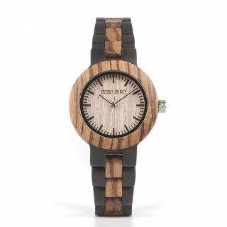 Деревянные часы #018 Work Avenue 1