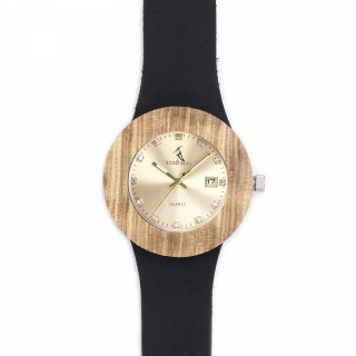 Деревянные часы #019 Orleana