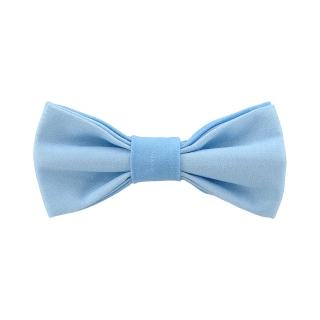 Голубой галстук-бабочка для детей