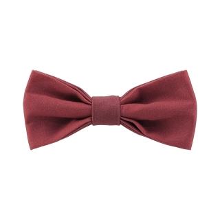 Терракотовая галстук-бабочка детская