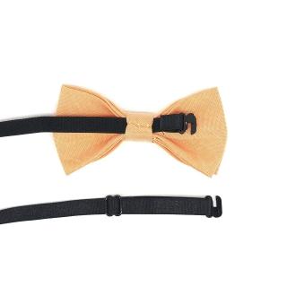 Купить персиковую детскую галстук-бабочку