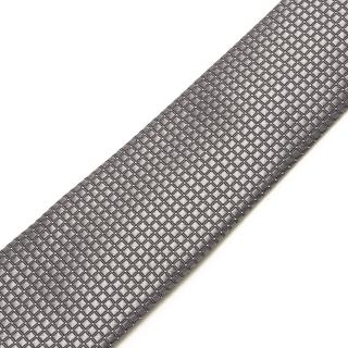Качественный серый галстук