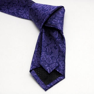 Купить мужской галстук с узором пейсли