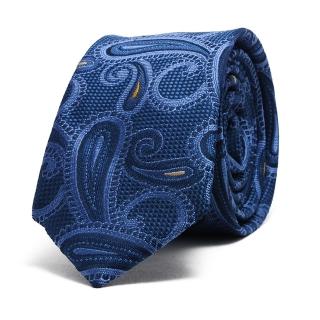 Узкий галстук #050 (узор)