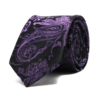 Узкий галстук #052 (узор)