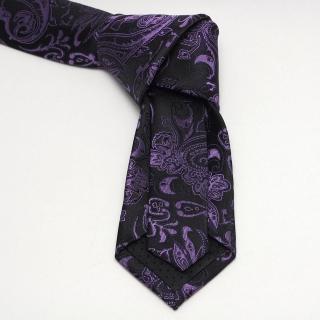 Купить мужской тонкий галстук с узором