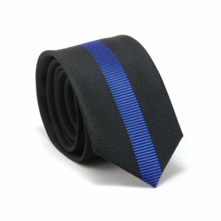 Купить мужской галстук черного цвета