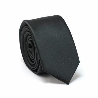 Купить черный мужской галстук