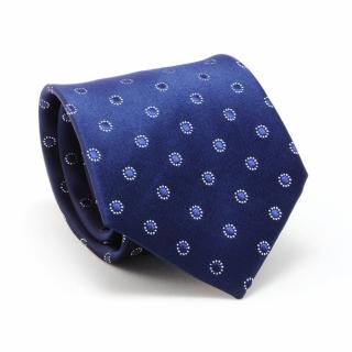 Купить мужской синий галстук