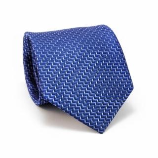 Купить голубой галстук из вискозы