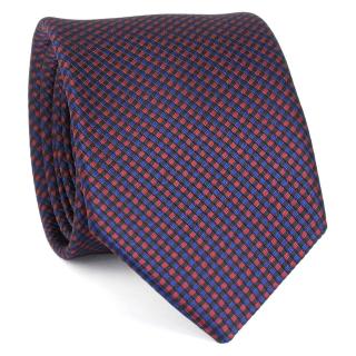 Узкий галстук #120 (клетчатый)