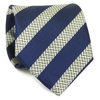 Узкий галстук #142 (молния)