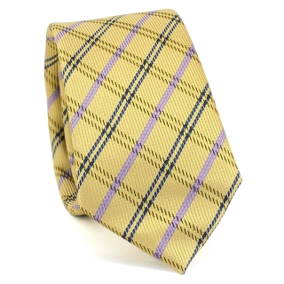 Узкий галстук #149 (клетка)