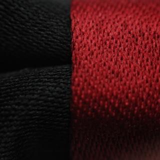 Бордово-черная бабочка для мужчин