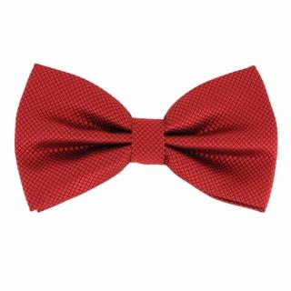Купить фактурный бордовый галстук бабочку