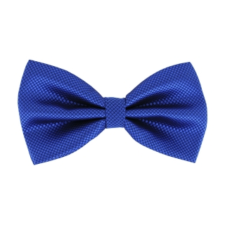 Галстук-бабочка #016 (синяя)