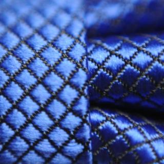 Мужская бабочка синего цвета