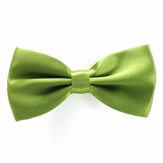 Галстук-бабочка #021 (зеленая)