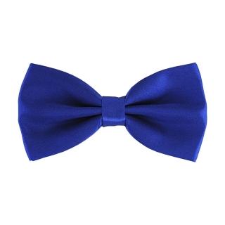 Галстук-бабочка #023 (синяя)