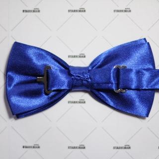 Яркая синяя бабочка для мужчин