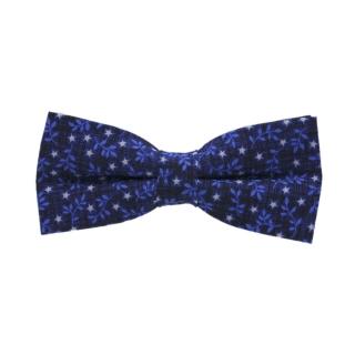 Синяя дизайнерская бабочка
