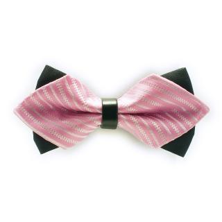 Купить розовую треугольную бабочку