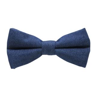 Купить джинсовую галстук-бабочку