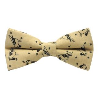 Купить галстук-бабочку с принтом