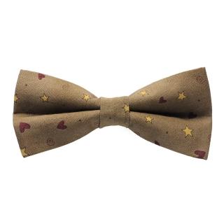 Купить галстук-бабочку со звездами