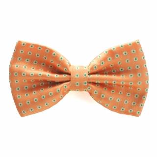 Галстук-бабочка #211 (оранжевая)