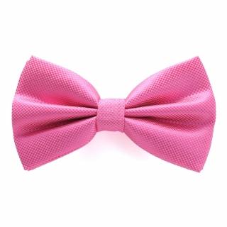 Галстук-бабочка #224 (розовая)