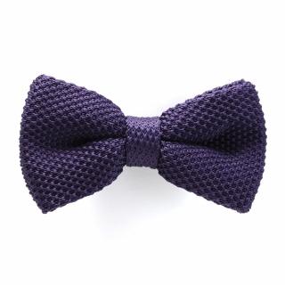 Галстук-бабочка #236 (фиолетовая)