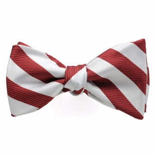 Полосатый галстук самовяз