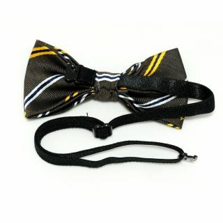 Детская галстук-бабочка преппи