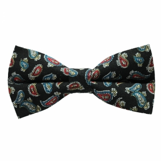 Дизайнерская галстук-бабочка огурцы
