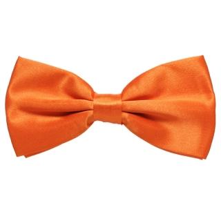 Галстук-бабочка #280 (оранжевая)